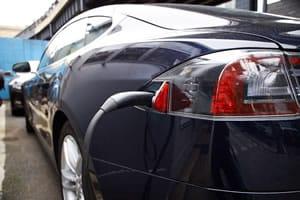 Type elektrische auto