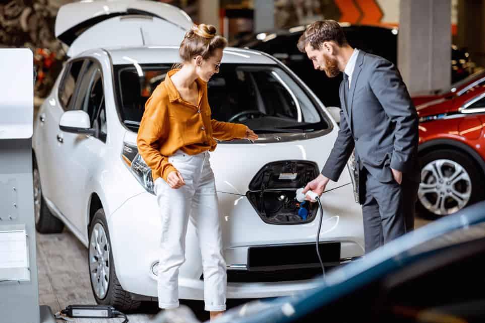 Elektrische Auto Private Leasen Vergelijk En Bespaar