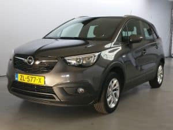 Opel Crossland X Justlease