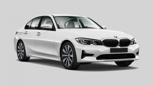 BMW 3-serie PHEV