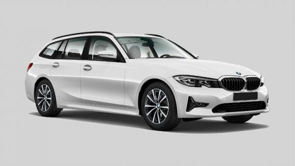 BMW 3-serie Touring PHEV