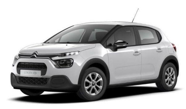 Citroën C3 Lease'm