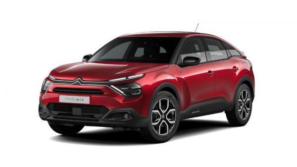 Nieuwe Citroën E-C4