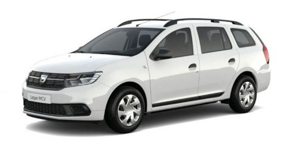 Dacia Logan MCV Lease'm