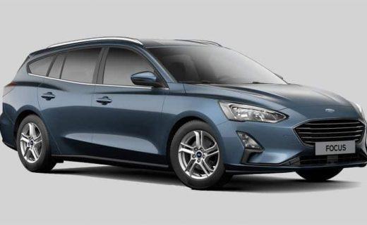 Ford Focus Wagon Hybrid