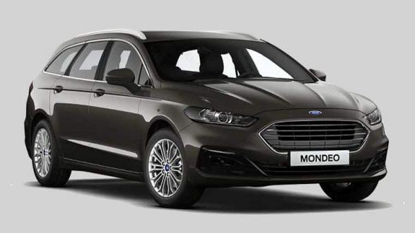 Ford Mondeo Wagon Hybrid
