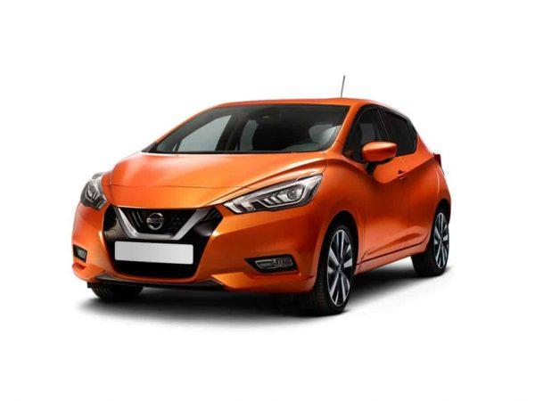 Nissan Micra Forward Lease
