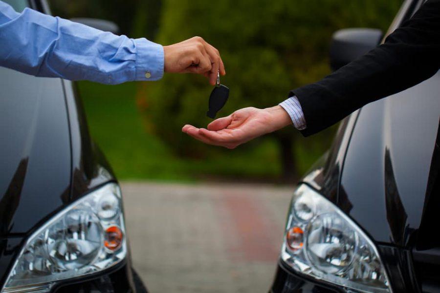 Pas op met het uitlenen van je leaseauto