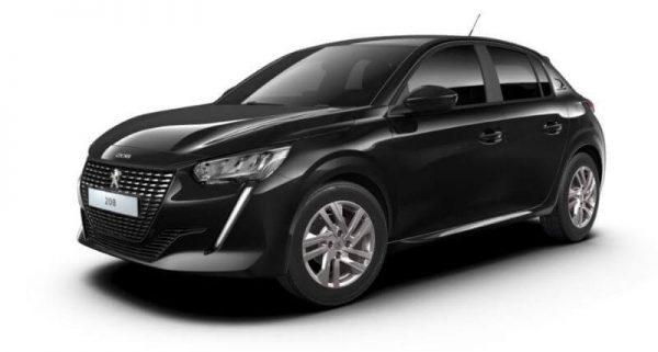 Peugeot 208 Lease'm