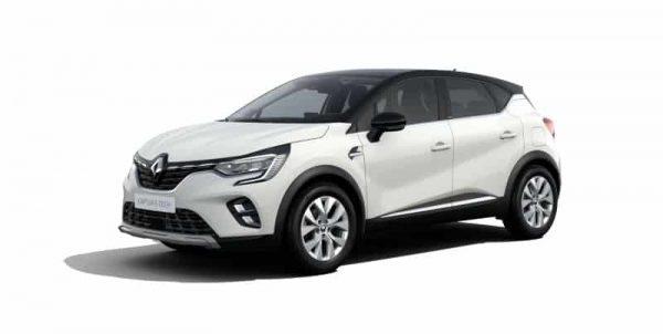 Renault Captur Forward Lease