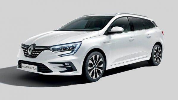 Renault Megane Estate E-Tech PHEV