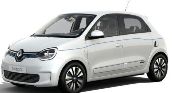 Renault Twingo Lease'm