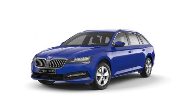 SKODA Superb Combi Business Edition