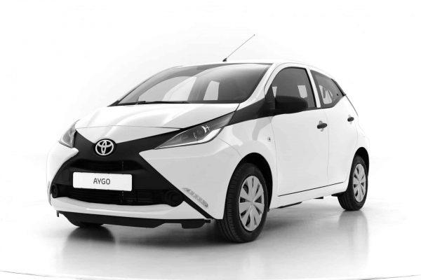 Toyota Aygo   Short Lease