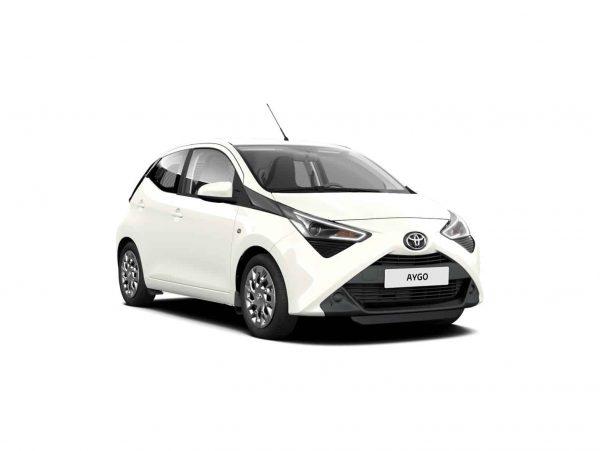Toyota Aygo x-play met x-shift
