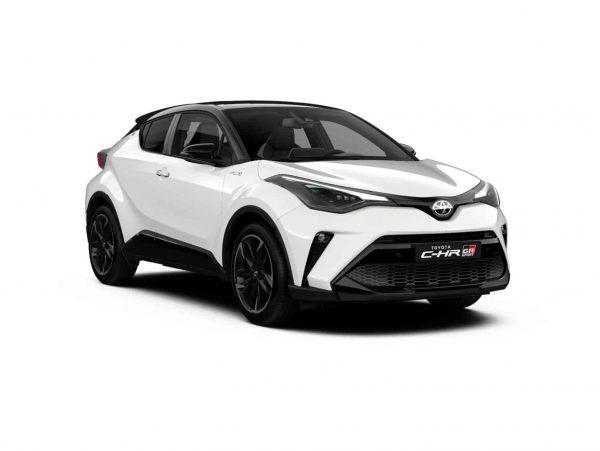 Toyota C-HR 2.0 Hybrid GR-Sport