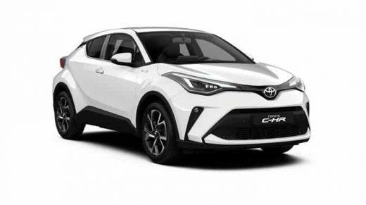 Toyota C-HR Hybrid 1.8