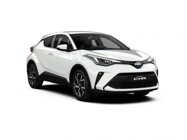 Toyota C-HR Hybrid 2.0 Style Luxury