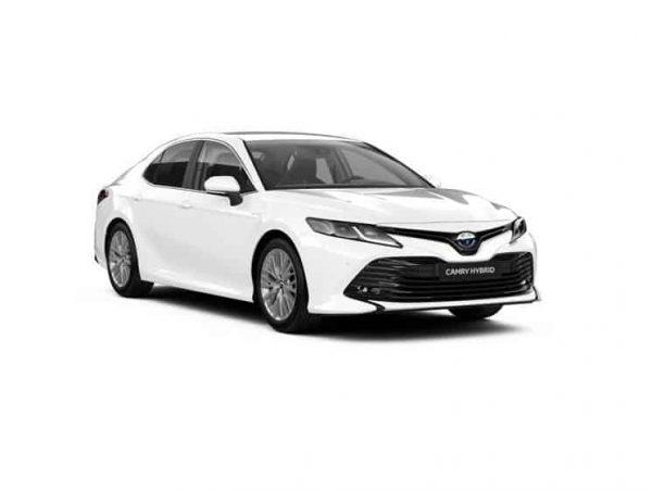 Toyota Camry Hybrid Dynamic