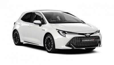 Toyota Corolla Hatchback 2.0 Hybrid