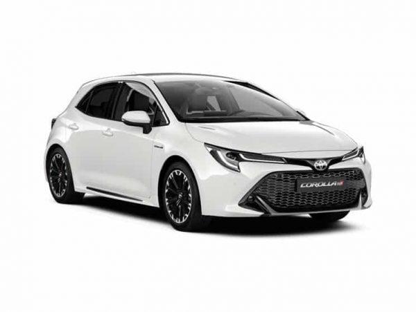Toyota Corolla Hatchback 2.0 Hybrid GR-Sport