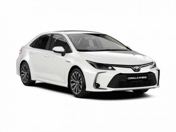 Toyota Corolla Sedan Hybrid Dynamic