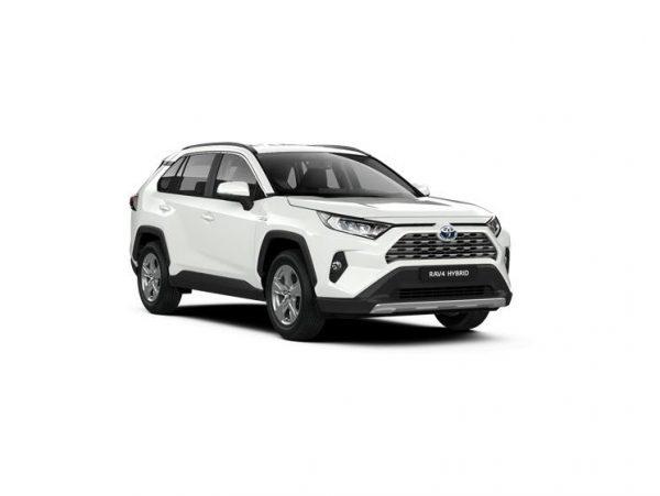 Toyota RAV4 Hybrid Active
