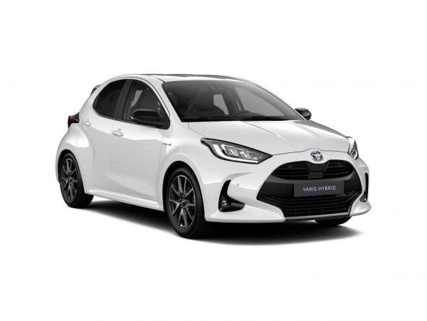 Toyota Yaris Hybrid Executive