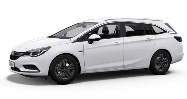 Opel Astra ST - XLeasy