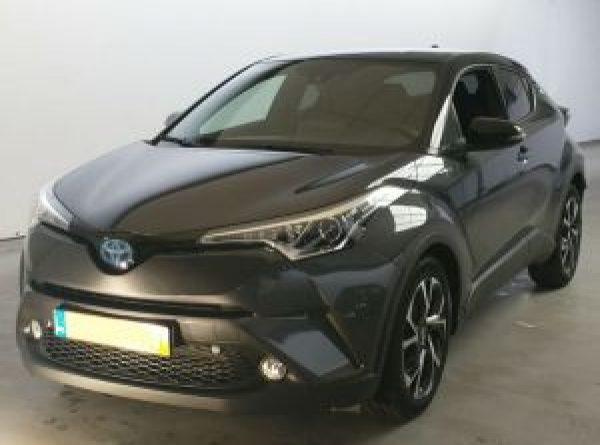 Toyota C-HR Justlease