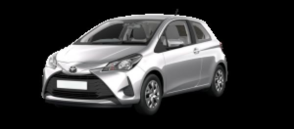 Toyota Yaris Justlease