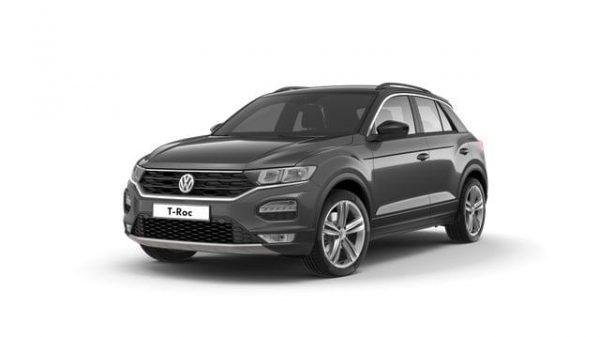 Volkswagen T Roc - XLeasy