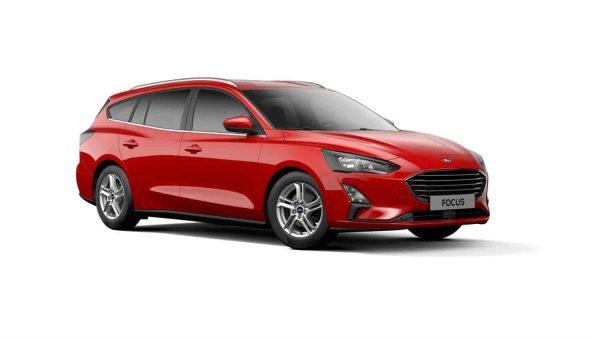Ford Focus Wagon - Actie tarief! - XLeasy