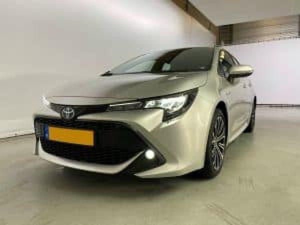 Toyota Corolla Hatchback Justlease